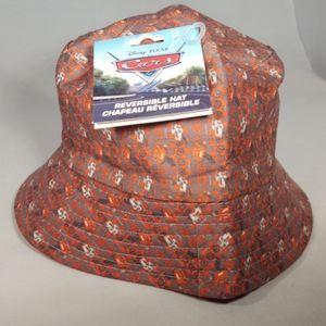 Disney Cars Reversible Bucket Hat for Kids